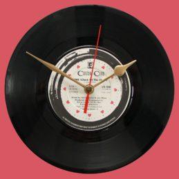 Ub40 Amp Chrissie Hynde Breakfast In Bed Vinyl Clocks