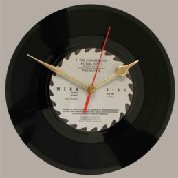 The Smiths Hatful Of Hollow Vinyl Clocks