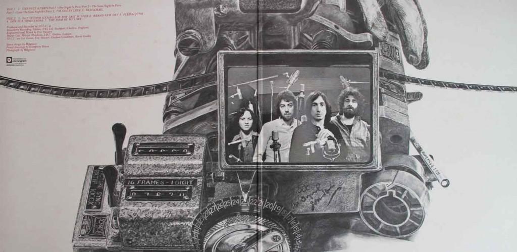 10cc The Original Soundtrack Vinyl Clocks