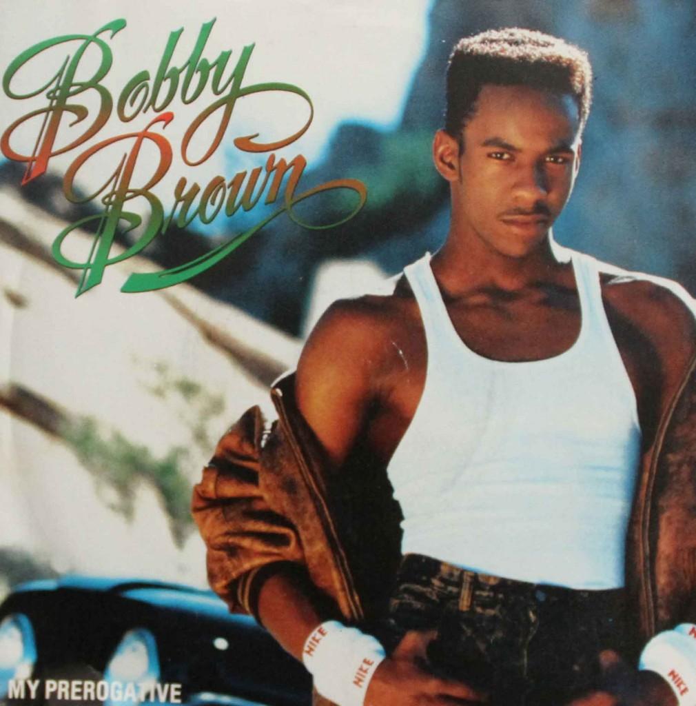 Bobby Brown My Prerogative Vinyl Clocks