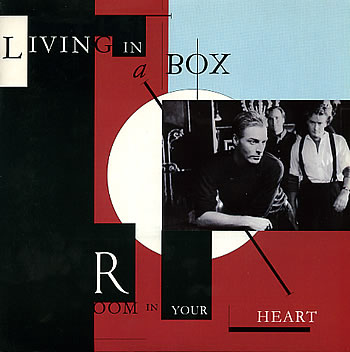 living in a box room in your heart vinyl clocks