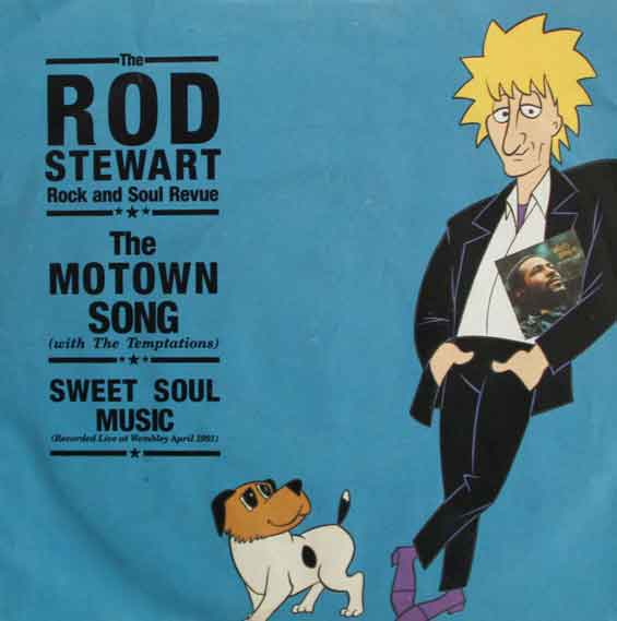 """Résultat de recherche d'images pour """"rod stewart - the motown song"""""""