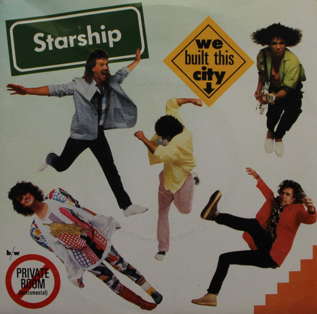 We Build The City On Rock And Roll Starship