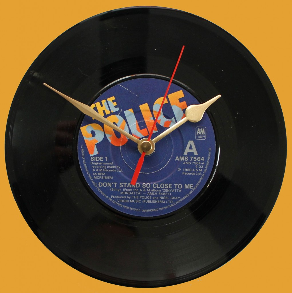 The Police Dont Stand So Close To Me 86
