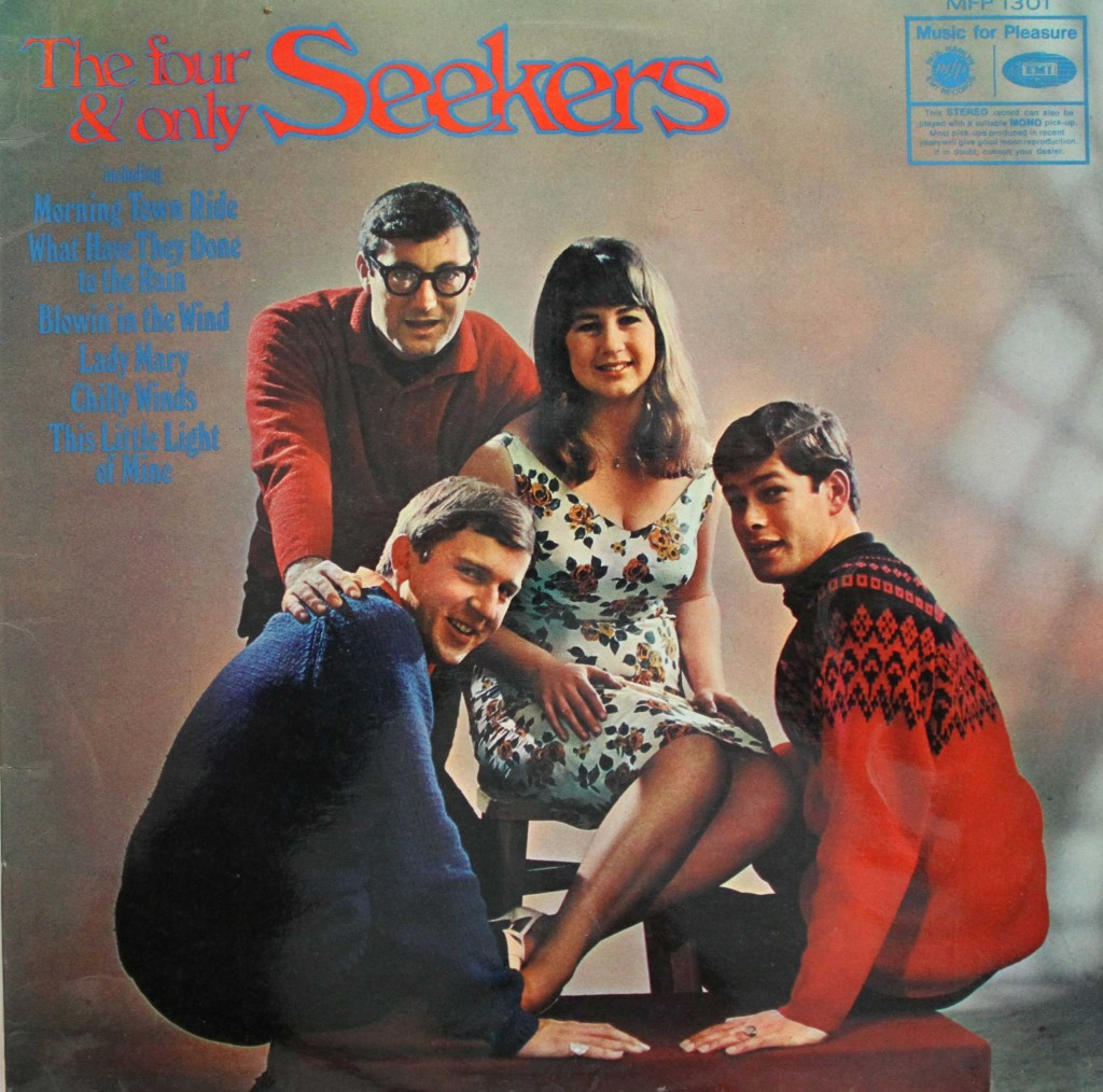 The Seekers Hide And Seekers Vinyl Clocks