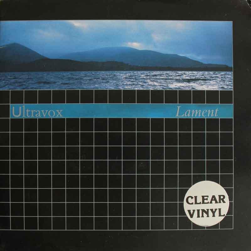 Ultravox Lament Vinyl Clocks