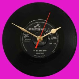 manfred-man-do-wah-diddy-diddy--vinyl-record-clock-1964