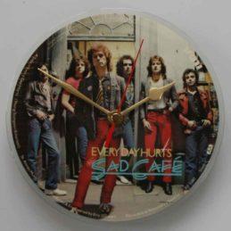 sad-cafe-every-day-hurts--vinyl-record-clock-1979