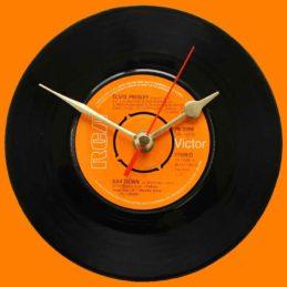 elvis-presley-way-down--vinyl-record-clock-1977