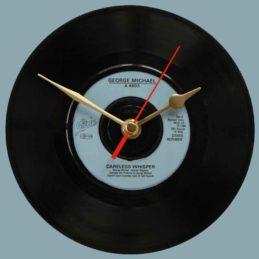 george-michael-careless-whisper-vinyl-record-clock--1984