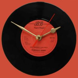 tubeway-army are-friends-electric-vinyl-record-clock--1979