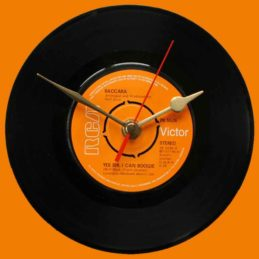 baccara-yes-sir-i-can-boogie-vinyl-record-clock--1977