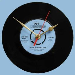 long-john-baldry-let-the-heartaches-begin-vinyl-record-clock