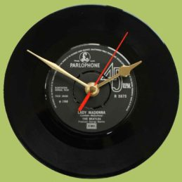 the-beatles-lady-madonna-vinyl-record-clock-1968