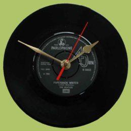 the-beatles-paperback-writer-vinyl-record-clock-1966