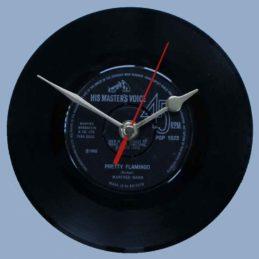 manfred-mann-pretty-flamingo-vinyl-record-clock-1966