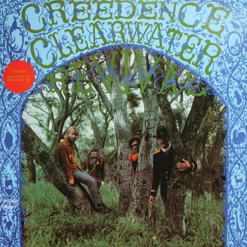 creedence clearwater revival vinyl clocks. Black Bedroom Furniture Sets. Home Design Ideas