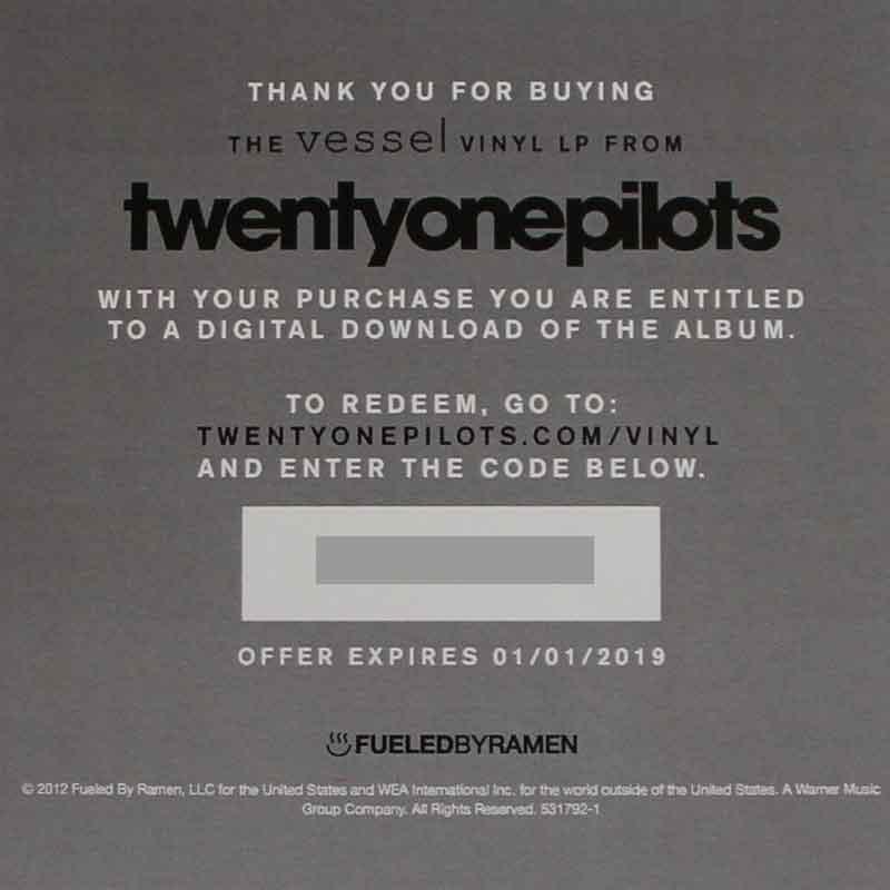 download lagu twenty one pilots full album vessel